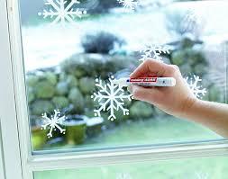 Edding Windowmarker 4095 Weiß 10 Stück Amazonde