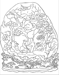 Free Printable Coloring Printable Difficult Coloring Pages 95 For ...