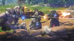 Image result for valkyria revolution gameplay
