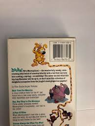 Marsupilami Adventurous Tails VHS RARE Disney Animated TV Series Video for  sale online