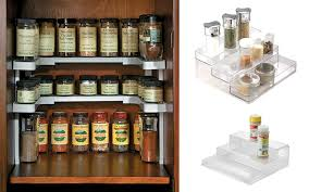 Spice Storage Ideas For Small Spaces Improvements Blog Storage Solutions  For Spices