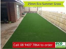 25mm eco summer grass artificial grass cost installation in perth fake price i83