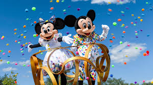 Disneyland Resort Launches 2019 with a Party for Mickey Mouse ...