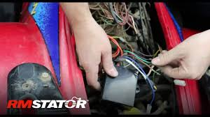 how to install a polaris stator cdi ignition upgrade kit for 1995 how to install a polaris stator cdi ignition upgrade kit for 1995 2003 325 400 500 atvs rm40000
