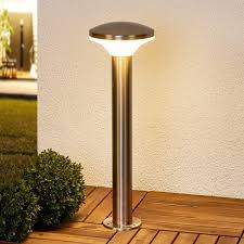 stainless steel pillar lamp jiyan with led998807932 stainless l5