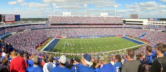 Buffalo Bills Virtual Seating Chart New Era Field Seating Chart Seatgeek