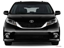 2018 toyota minivan. 2018 toyota sienna exterior photos minivan