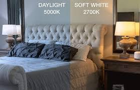 Daylight Vs Soft Light Bulbs Sylvania 60w Equivalent Led Light Bulb A19 Lamp 2 Pack Daylight Energy Saving Longer Life Medium Base Efficient 8 5w 5000k