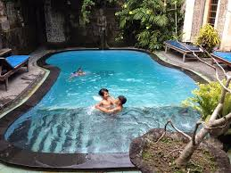cool home swimming pools. Fine Cool Saniau0027s House Bungalows Swimming Pool With The Homestays Children On Cool Home Pools C