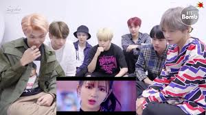 g Reaction Latata Bts i-dle
