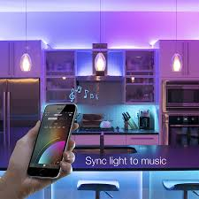 smartphone controlled lighting. 2nd Smartphone Controlled Lighting I