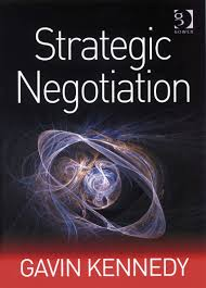 strategic negotiation process model gpmfirst from the gower book