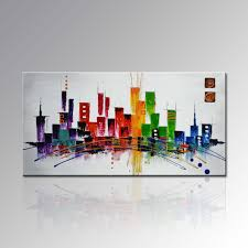 Home Decoration Accessories Wall Art Accessories And Furniture Cool Abstract Art Oil Painting Wall 88