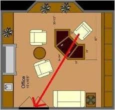 feng shui furniture placement. of1 office arrangement in feng shui furniture placement i