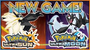 NEW POKEMON GAME! POKEMON ULTRA SUN AND POKEMON ULTRA MOON! Trailer Brea...    New pokemon game, New pokemon, Pokemon