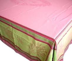 french table cloths tablecloths french jacquard tablecloth pink roses x green french country round tablecloths