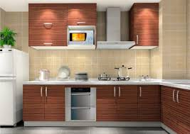 Simple Kitchen Interior Interior Kitchen Design 3d 3d House