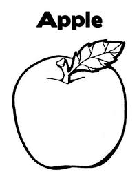 Coloring Page : Apple Coloring Page Apple Coloring Page Apple ...