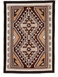 Dark Border But The Patterns Are Often More Complicated Than Those Of A Ganado Or Klagetoh Like Other Styles With Borders Many Two Grey Hills Rugs