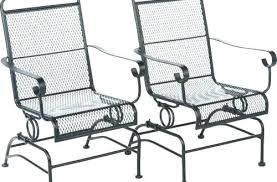 metal mesh patio chairs.  Metal Metal Outdoor Patio Furniture Rocking Chairs Decoration  Vintage Amazon Com Steel Mesh Chair Set  And