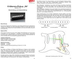 products schaller installation instructions for a pickup tonabnehmerbeschreibung schaller pickup s6