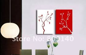 office canvas art. 36 Modern Red Wall Art, Abstract Oil Painting Rose Contemporary Art Decor - Mapthink.org Office Canvas A