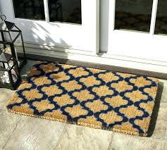 new monogrammed rugs outdoor glamorous best mat for front door contemporary fresh today outdoor front door