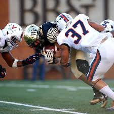 Virginia Cavaliers Linebacker Jordan Mack Returns For Game
