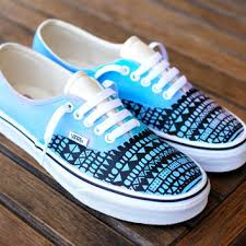 vans shoes for boys 2016. custom hand painted pastel tribal vans authentic shoes - customizable for boys 2016