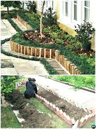 brick flower bed edging brick flower bed borders how to lay brick edging around landscape brick brick flower bed edging