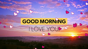 Good Morning I Love You Greeting Video For Gf Bf