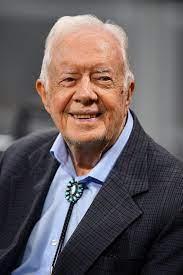 Jimmy Carter Celebrates 96th Birthday ...