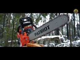 <b>PATRIOT PT 4518</b> Imperial Бензопила - YouTube