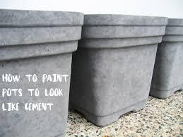 Big Concrete Planters Best 20 Cement Planters Ideas On Pinterest Concrete Pots Diy