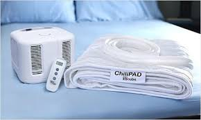 bed heater and cooler. Modren Bed The Single Size ChiliPad Is A Single Zone System Allowing The Bed To Be Set  In Onedegree Increments From 55  110 F 13 43 C Or Anywhere Between With Bed Heater And Cooler L