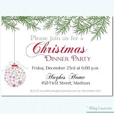 Downloadable Christmas Party Invitations Templates Free Fascinating Free Printable Christmas Party Invitations Templates Colbroco