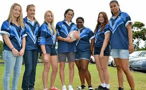 Casino girls making a name in rugby sevens   Daily Telegraph