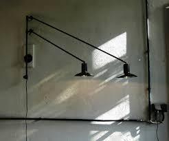 black swing arm lamp oscarsplace
