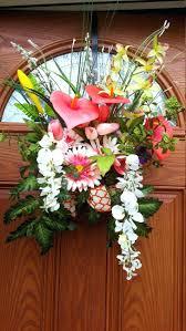 Front Door Baskets For Flowers Choice Image - Doors Design Ideas