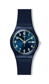 watches swatch® united states sir blue access