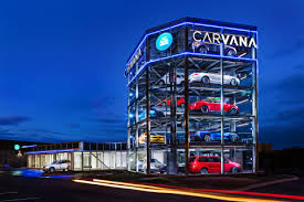 Car Vending Machine Frisco Classy Carvana Opens World's First FullyAutomated CoinOperated Car