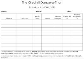 Dance A Thon The Gledhill Guardian