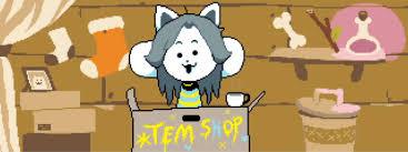 Tem Shop Undertale Wiki Fandom Powered By Wikia