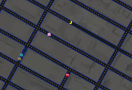 google turns google maps into a giant game of pac man time com Google Maps Pacman Disable Google Maps Pacman Disable #17 How Can I Play Pac Man On Google Maps