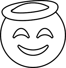 Small Picture Emoji Coloring Pages Black And White Coloring Coloring Pages