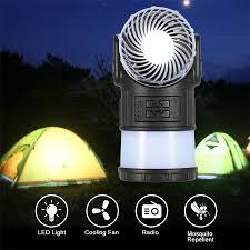 Thrisdar Multi Functional Outdoor Lantern Tent Camping Lamp