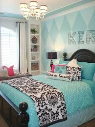 cool teen bedrooms with best wallpaper and cool nightstand with table lamp