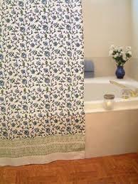 moonlit taj fl turquoise india inspired shower curtain