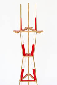 Sutro Coat Rack SUTRO Godar Furniture 3