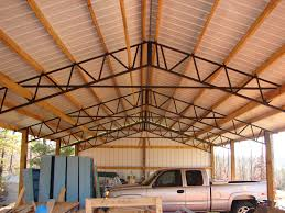 we have many sizes in stock most orders are ready for pick up the next day you can pick any color for the roof and trim